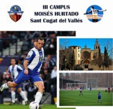 El campus de futbol Moisés Hurtado, a la ZEM de La Guinardera