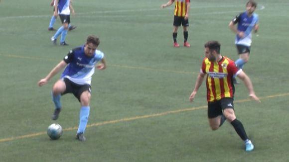 El Junior baixa a Tercera Catalana tot i sumar un triomf estèril a Molins de Rei