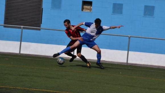 Naoufal és el màxim golejador de l'equip juntament amb Ferran Roca, amb 8 dianes