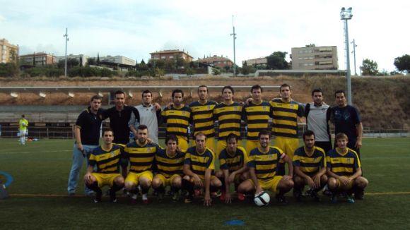 Nouvalles-Valldoreix B, un derbi de necessitats al grup 12 de Quarta Catalana