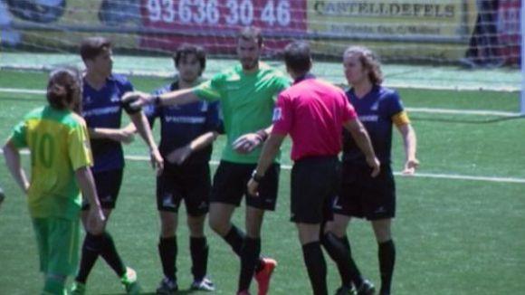 El Junior debuta a la lliga al camp del Can Fatjó i acabarà a Molins de Rei