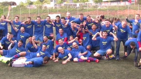 La Penya Blaugrana jugarà la Copa Catalunya