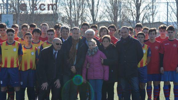 La Penya Blaugrana Sant Cugat retrà homenatge aquest dissabte al desparegut Àlex Garcia