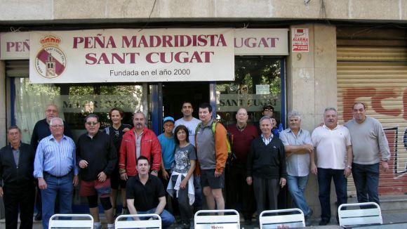 La Penya Madridista de Sant Cugat està d'aniversari