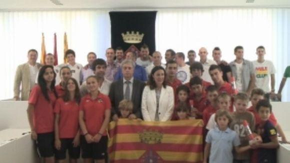De Segona a Primera Catalana passant per l'Ajuntament