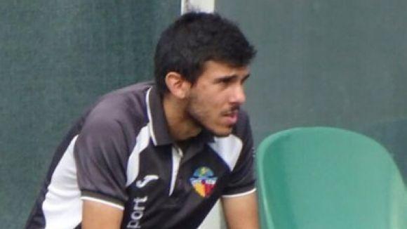 Rubén Hurtado, nou tècnic del Sant Cugat FC / Font: Rubén Hurtado