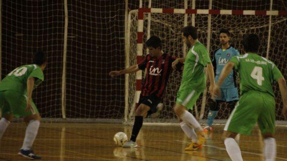El Futbol Sala Sant Cugat derrota el Molins i és a un sol punt de la permanència