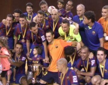 La Copa pel Barça