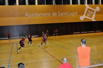 El Futbol Sala Sant Cugat assegura sentir-se 'perseguit' per l'Ajuntament