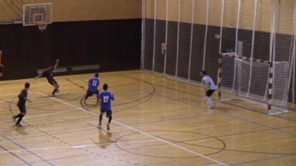 El Futbol Sala Sant Cugat busca augmentar la distància amb els seus perseguidors