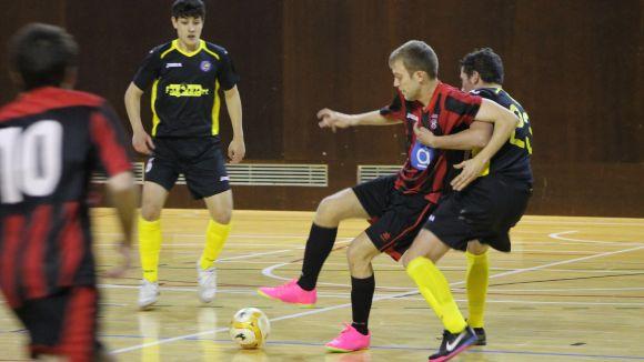 El Futbol Sala Sant Cugat dóna la campanada a Pallejà