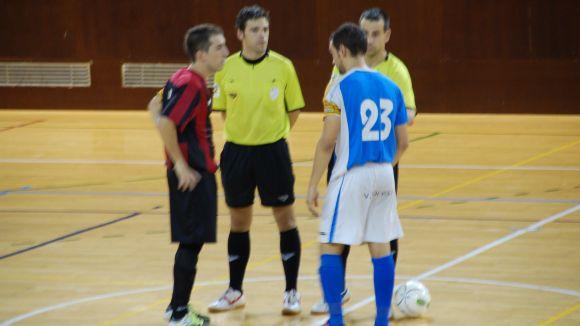 El FS Sant Cugat venç a Viladecans i es manté invicte a la Tercera Divisió