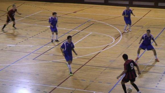 El Futbol Sala Sant Cugat rep el líder en un duel entre invictes