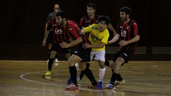 El Futbol Sala Sant Cugat disputa una última jornada d'infart amb la permanència en joc