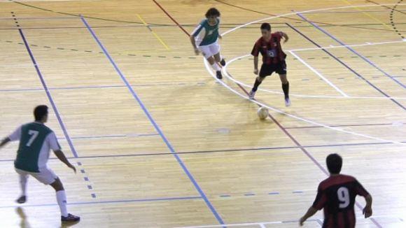 El Futbol Sala Sant Cugat empata a 7 amb el Vall de Tenes