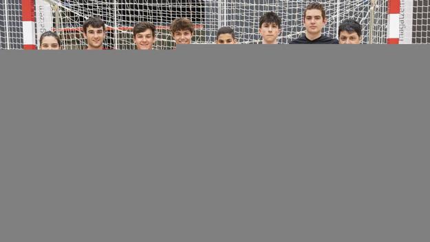 Imatge del conjunt cadet del FS Sant Cugat / Foto: FS Sant Cugat