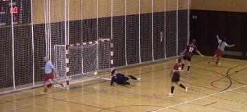 El Futbol Sala Sant Cugat perd contra l'Esparreguera i li cedeix el lideratge
