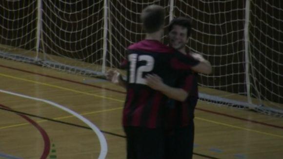 El Futbol Sala Sant Cugat inicia l'any amb una important victòria