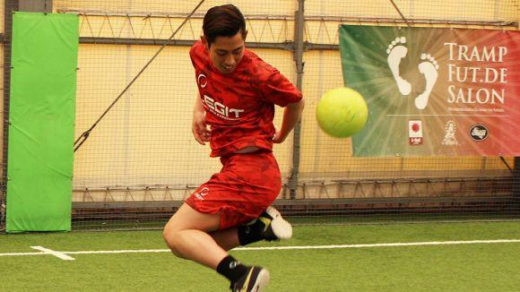 El japonès Yuya Iwata, última incorporació de l'Olímpyc / Font: Yuya Iwata