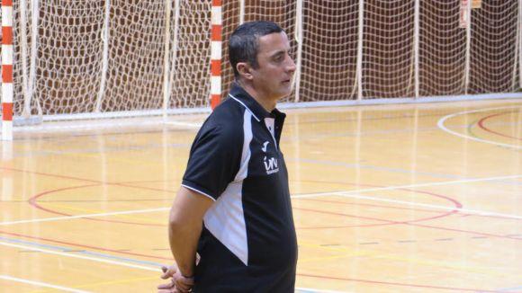 Jaime Martínez (FS Sant Cugat): 'Anar a la Guinardera és enfonsar una mica l'afició del qualsevol entitat'