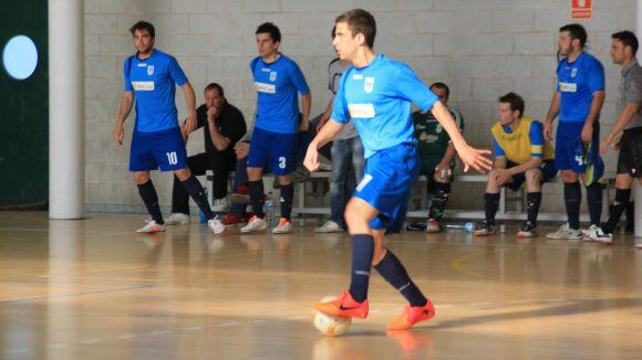 L'Olímpyc Floresta guanya els tres primers punts de la temporada davant la Prosperitat