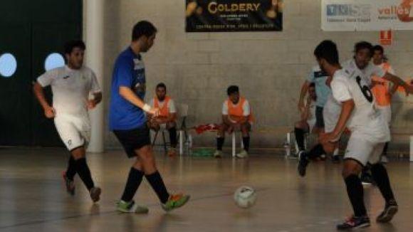 L'Olímpyc Floresta cau golejat a la pista de l'Sport Esplugues, penúltim de Segona Divisió B
