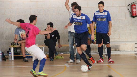 L'Olímpyc Floresta confirma que jugarà la Copa Catalunya on espera arribar lluny