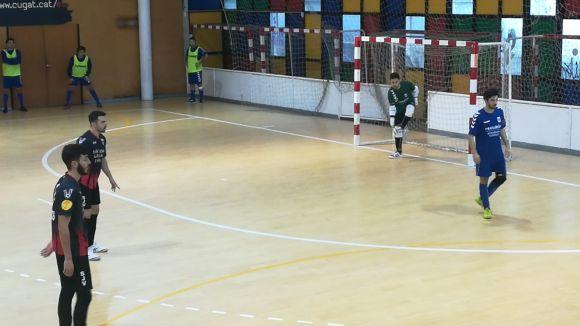 Un gol de Fernando Echevarría fa sumar un punt d'or a l'Olímpyc Floresta a Mataró
