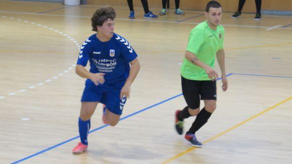 L'Olímpyc Floresta aconsegueix la primera victòria fora de casa a la pista del Peña Deportiva