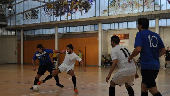L'Olímpyc Floresta pretén mantenir el seu ritme frenètic davant el VFS Peña Deportiva
