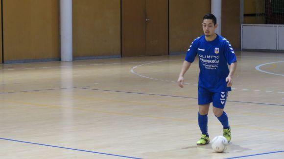Yuya Iwata ha anotat un dels dos gols florestans
