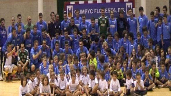 Els 13 equips de l'Olímpyc es presentaran aquest divendres a Can LLobet