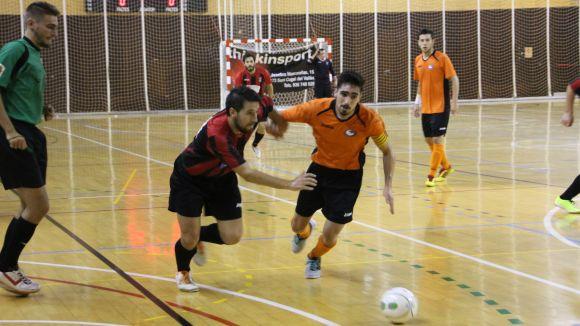 El Futbol Sala Sant Cugat vol reprendre el rumb contra el cuer, les Corts