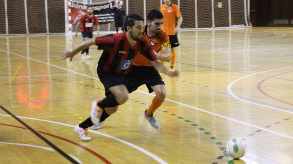 El Futbol Sala Sant Cugat empata a domicili amb el Gavà