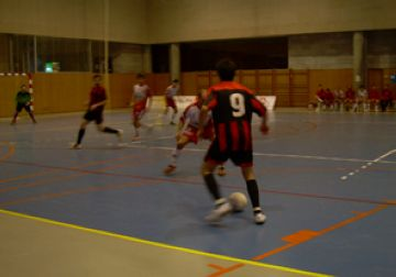 El FS Sant Cugat guanya el Sant Sadurní amb un joc poc vistós