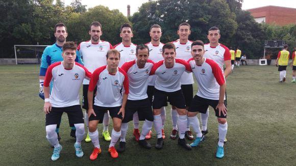 El Sant Cugat FC buscarà contra el Tona la seva primera victòria a casa