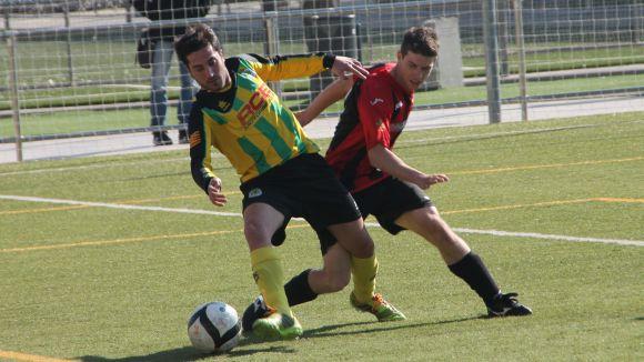 Un Sant Cugat Esport estèril només pot empatar contra el penúltim, el Sant Andreu de la Barca