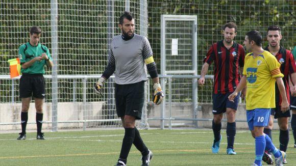 El SantCu perd al camp del Can Vidalet i suma la segona derrota de la temporada