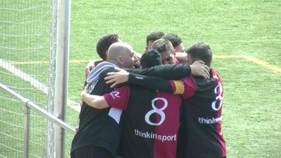 El Sant Cugat Esport es desfà del Fundació Atlètic Vilafranca i consolida el lideratge