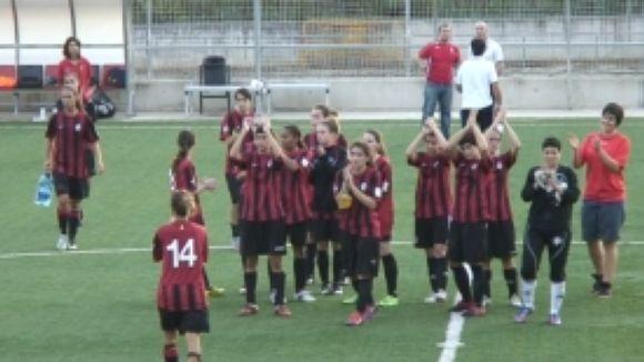 El SantCu femení, en busca de la primera victòria de la temporada