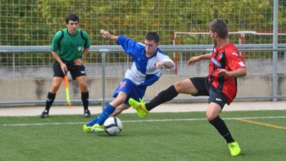 El SantCu cau davant el Can Vidalet en un gris debut de temporada