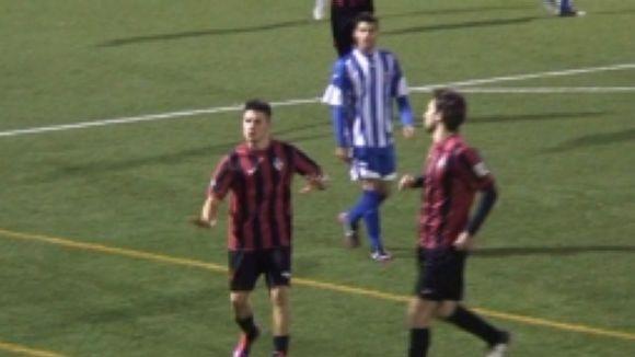 Johny ha fet el gol de l'empat del SantCu