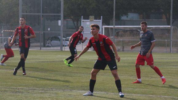 Un gol al 94 condemna al SantCu en un partit de llum i ombres