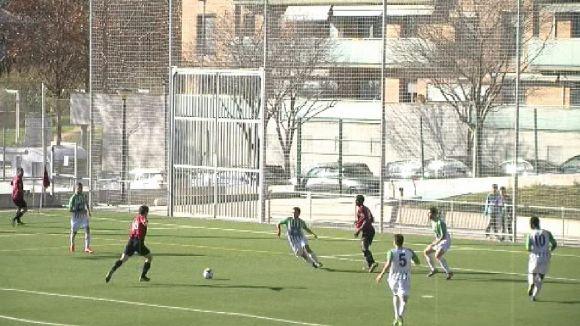 El SantCu empata per cinquena jornada consecutiva