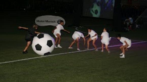 Més 500 jugadors del SantCu es presentaran davant l'afició el 3 d'octubre