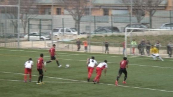 El SantCu guanya el Ripollet i agafa aire per encarar el tram final de la lliga