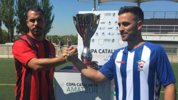 El SantCu vol guanyar la Copa Catalunya davant el San Cristóbal