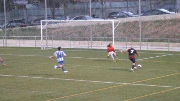 El SantCu derrota la Penya Màlaga i encadena una ratxa de tres partits sense perdre