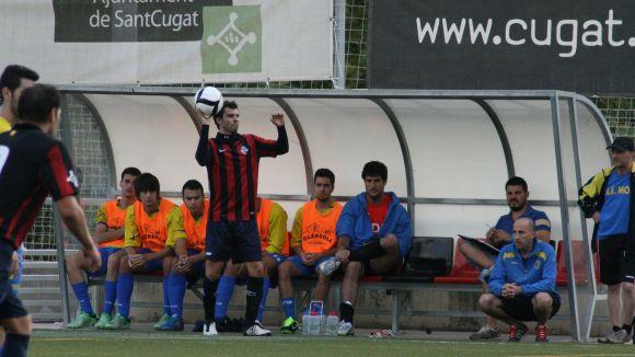 Albert Serrat abandona el primer equip del Sant Cugat Esport