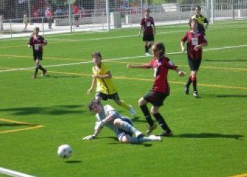 El femení del Sant Cugat Esport jugarà a Preferent